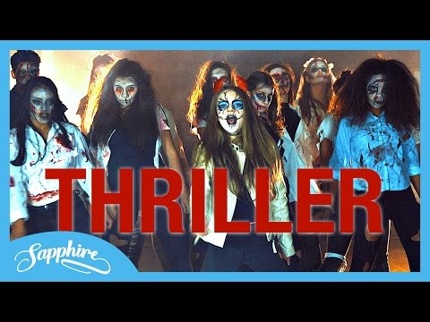 Michael Jackson - Thriller - Cover by 13 y/o Sapphire X factor