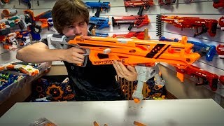 The Best Nerf Sniper Rifle?!?!