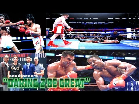 DARING 2 BE GREAT: An Introspective Look into Weight Class Jumping in BOXING #NewMedia