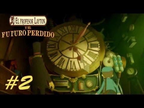DS | El Profesor Layton y el Futuro Perdido #2 / Pero...¿cuánto tiempo ha pasado?