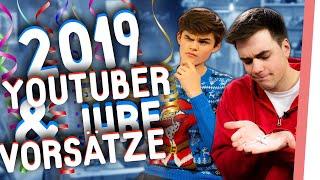 NEUJAHRSVORSÄTZE der YOUTUBER – mit Oskar und KranCrafter!
