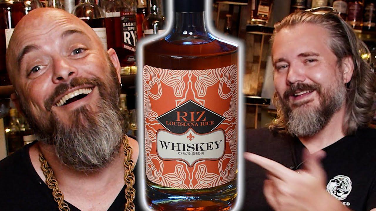Riz Louisiana Rice Whiskey Review
