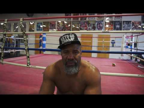 Shannon Briggs gives message to Tyson Fury & details effects of drug/alchohol addiction
