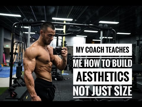 How To Build Aesthetics | NOT JUST SIZE...