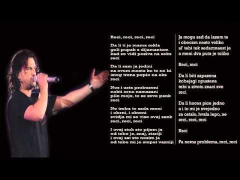 Aca Lukas - Reci - (Audio 2008)
