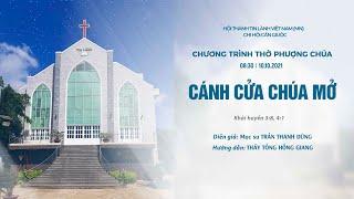 HTTL CẦN GIUỘC - Chương Trình Thờ Phượng Chúa - 10/10/2021