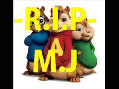 [ Lyrics TN ] R.I.P Michael Jackson - Bad ( Alvin and the Chipmunks )