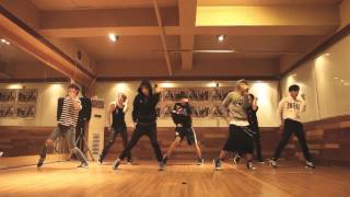 "Infinite (인피니트) - ""back"" Dance Practice Ver. (mirrored)"