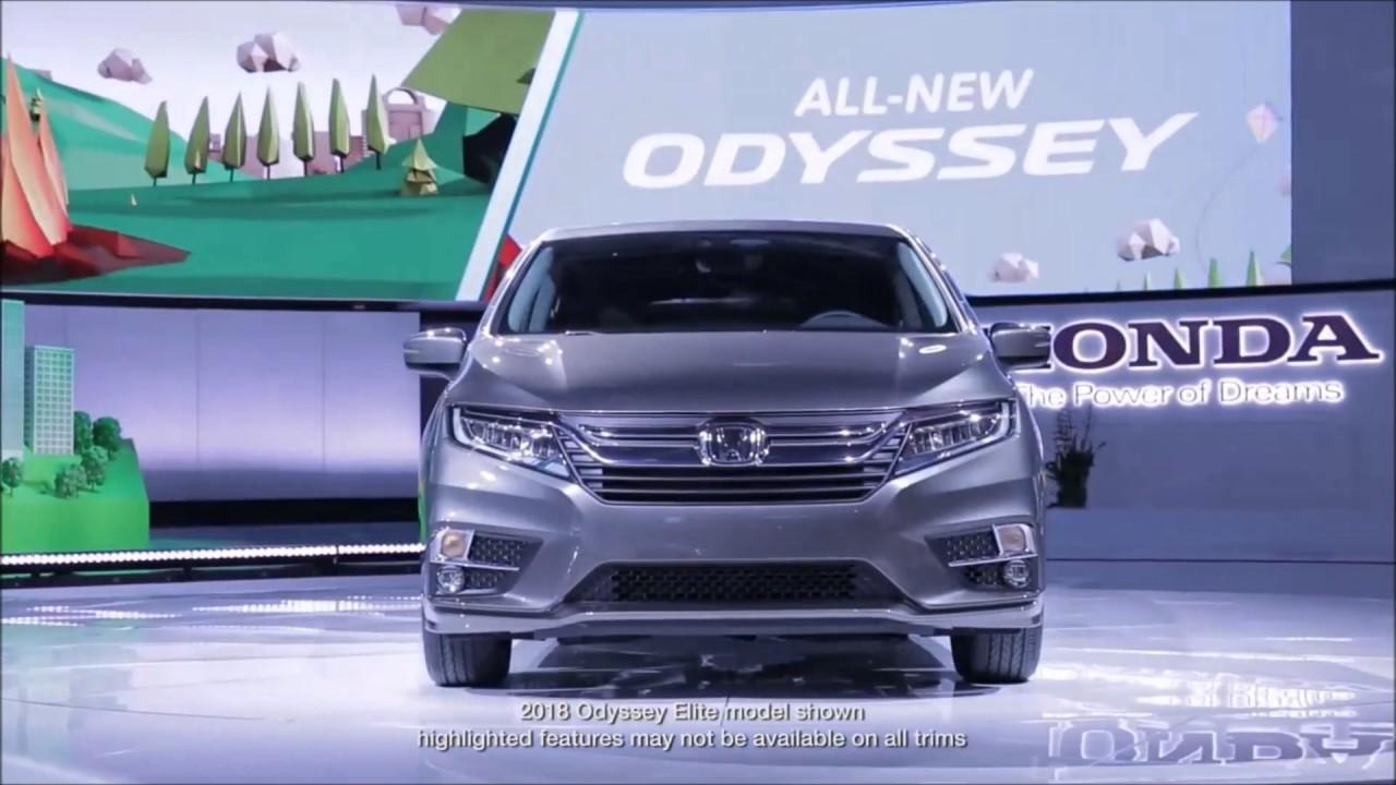 2017 Honda Odyssey Avondale Az Honda Dealership Avondale Az
