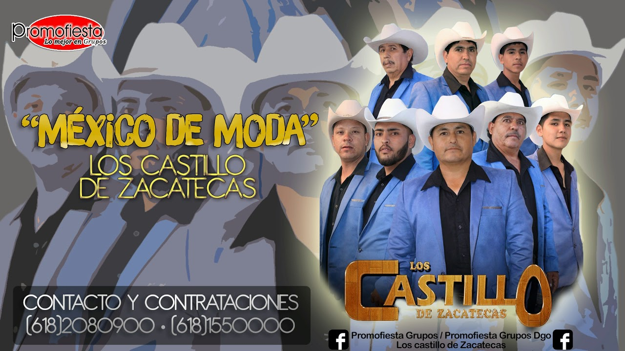681bbc265fac México de moda - Los Castillo de Zacatecas