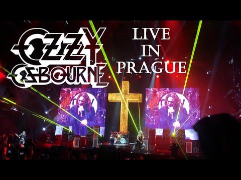 Ozzy Osbourne - Live In Prague,Czech Republic 2018 (Full Show)