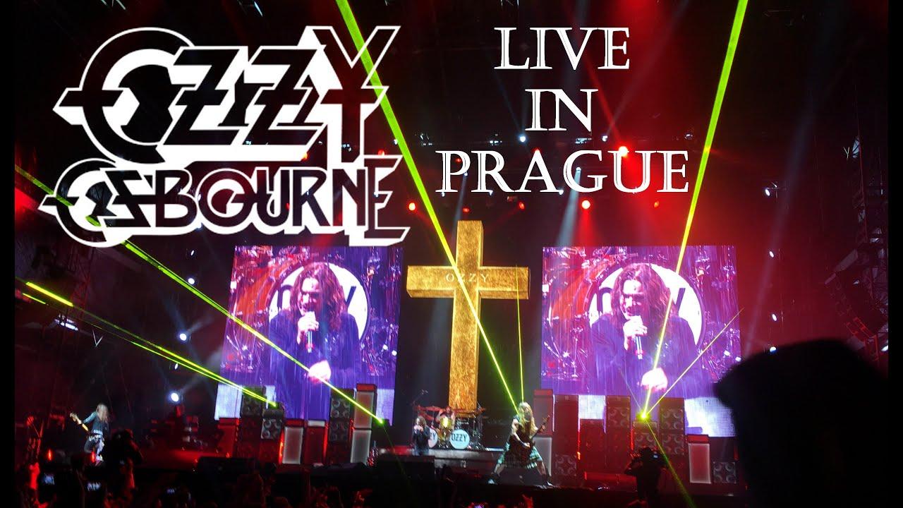 Ozzy Osbourne Prag