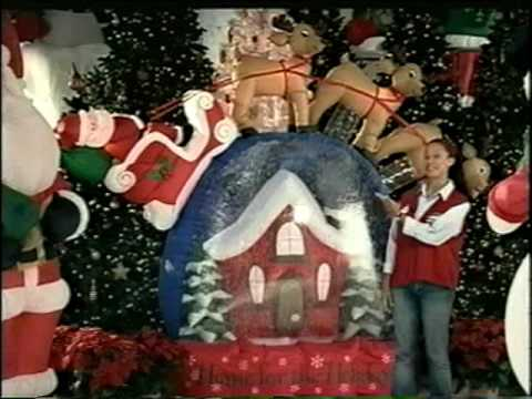 November 2007 - Lowe's Holiday Commercial - YouTube