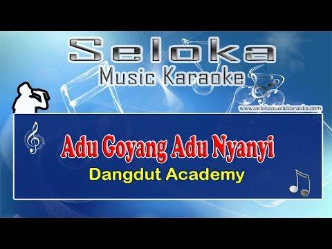 Dangdut Academy - Adu Goyang Adu Nyanyi | Karaoke Musik Version Keyboard + Lirik Tanpa Vokal