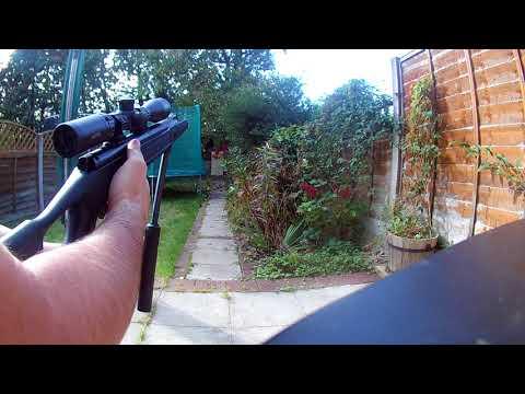 SNIPER STRIKER EDGE HATSAN 22 SHOOTING TARGET 5.5 CALIBRE