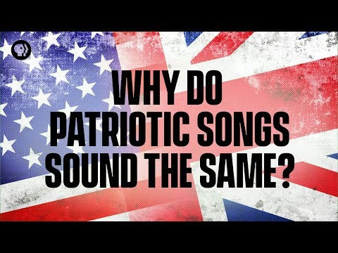 Why Are Patriotic Songs All The Same? (W/ 12tone & TheLingSpace!)
