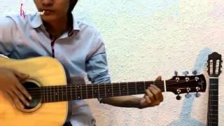 Dạy Học Guitar] [Đệm Hát] Bản Tình Ca Cho Em   Hồng Dương