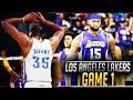 NBA2K16 Lakers MyGM Ep. 31 - RDG 1 VS Oklahoma City Thunder!
