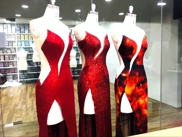 The Making Of Lava Gown Of Catriona Gray Miss Universe 2018