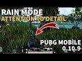 RAIN MODE PUBG MOBILE - Detail and Gameplay
