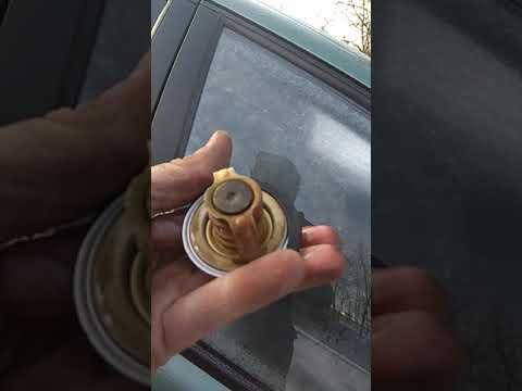 Как заменить термостат на ланосе