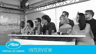 JURY -interview- (vf) Cannes 2015
