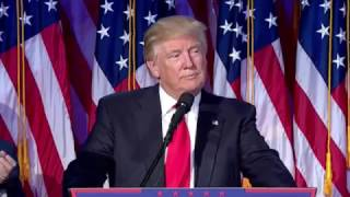 Trump personally thanks Alabama Senator Jeff Sessions in acceptance speech Free HD Video