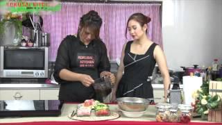 Kokusai Kitchen Ep 26   Hiyashi Chuka 冷やし中華