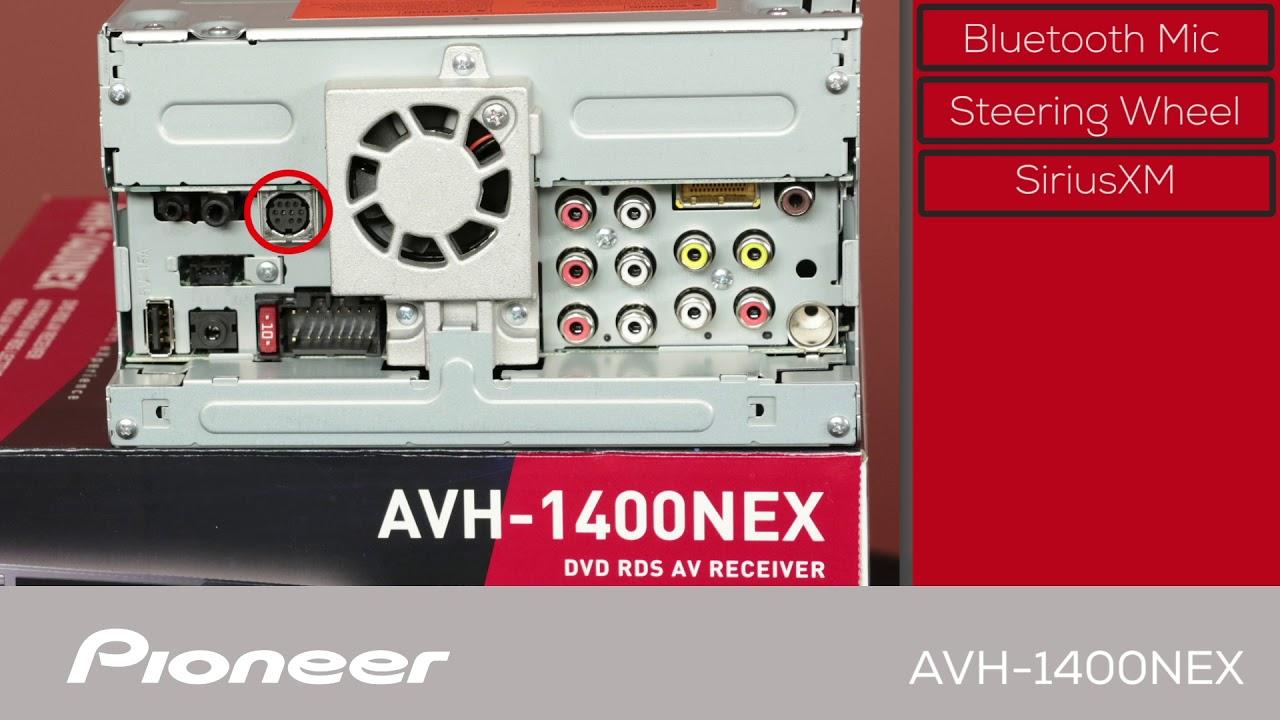 35 Pioneer Avh X390bs Wiring Diagram