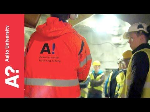 Master's Programme in Geoengineering - Aalto University School of Engineering