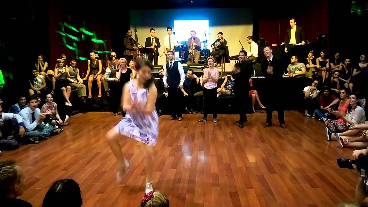 Orient Lindy Express 2015 - Solo Jazz Finals