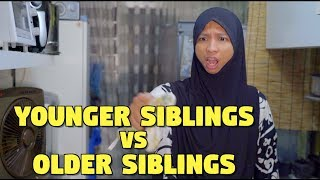 Younger Siblings vs Older Siblings
