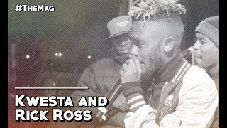 Kwesta Dakar on his collaboration with Rick Ross