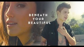 Beneath Your Beautiful (Labrinth ft. Emeli Sande) - Sam Tsui & Alex G Cover