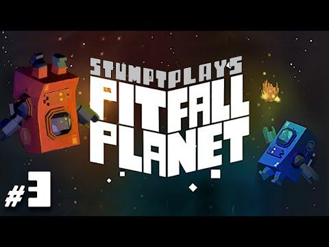 Pitfall Planet - #3 - Indiana Jones! (Co-op Gameplay)
