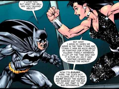 Dick Grayson & Donna Troy // Hey, Soul Sister