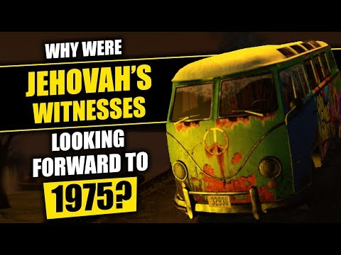 Jehovah's Witnesses and the 1975 Teaching