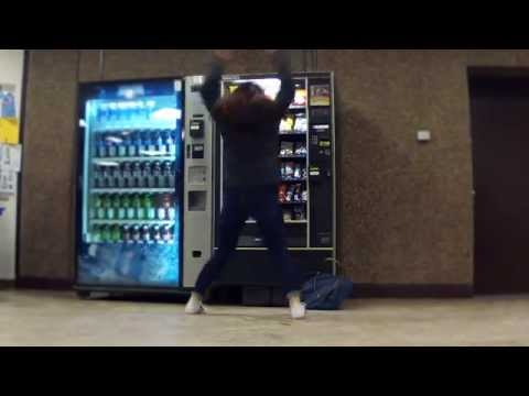 Vending Machine Prank – Work Off Your Snack – University at Buffalo (UB)