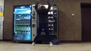 Vending Machine Prank – Work Off Your Snack – University at Buffalo (UB)