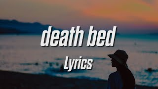 Download lagu Powfu - death bed (Lyrics) feat. beabadoobee