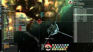 EvE Online: Angel Extravaganza - 4 lvl Dominix Navy Issue by Saltant