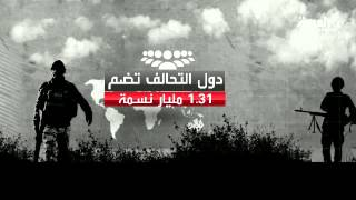 رسم بياني يظهر قدرات #التحالف_الإسلامي العسكري