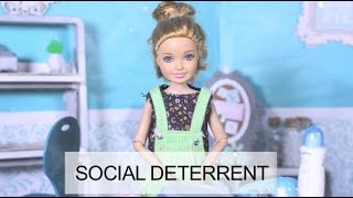 Isolation Crafting with Stacie (Social Deterrent) - A Sam & Mickey Miniseries