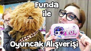 Oyuncak Alışverişim | Vlog | Under Wraps Türkiye