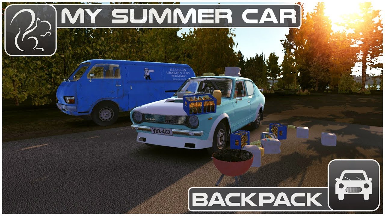 My Summer Car Custom Skin Tutorial Kingzelite By Kingzhood Hd