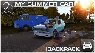 My Summer Car - Episode 55 - Backpack