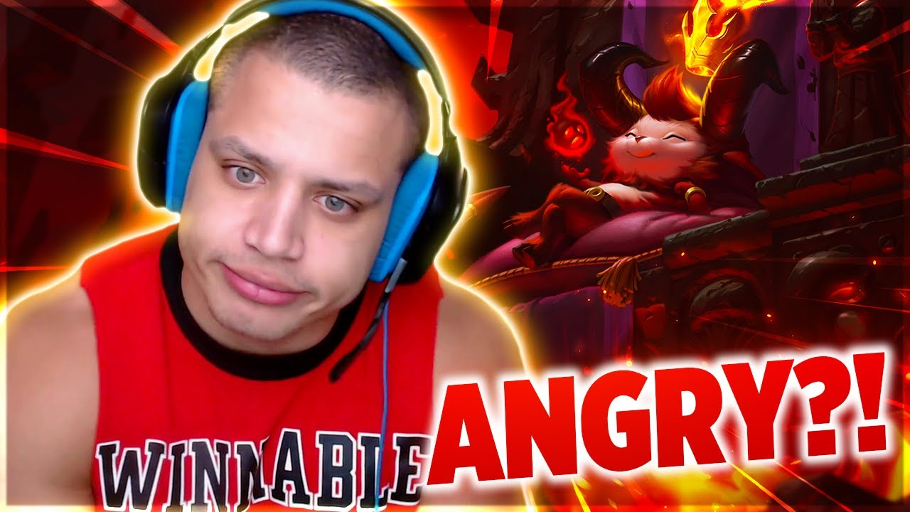 Here's Why Tyler1 Angry All The Time! Yassuo vs Ekko Bug... - LoL Daily Moments