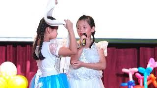 Ước mơ con nhỏ bé - Bé Phương Anh - Giải Ba Hoa Phượng Đỏ