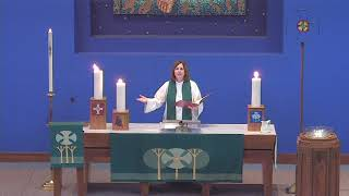 United Lutheran Church in Grand Forks, ND - Worship for Sunday, September 27, 2020