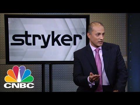 Stryker CEO: Rumors swirl over MacMillan's departure